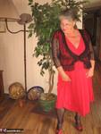 Girdle Goddess. Red Hot Mama Free Pic 2