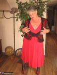 Girdle Goddess. Red Hot Mama Free Pic 3