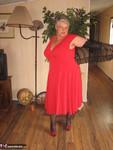 Girdle Goddess. Red Hot Mama Free Pic 6