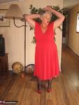 Girdle Goddess. Red Hot Mama Free Pic 7