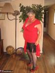 Girdle Goddess. Red Hot Mama Free Pic 10