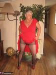 Girdle Goddess. Red Hot Mama Free Pic 12