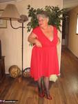 Girdle Goddess. Red Hot Mama Free Pic 14