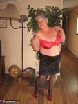 Girdle Goddess. Red Hot Mama Free Pic 17