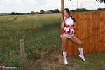 TraceyLain. Cheer For Spunk Free Pic 3