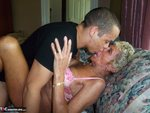 CougarChampion. Granny can take it Free Pic 13