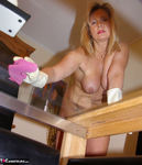 NudeChrissy. Nude Housework Free Pic
