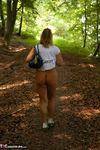 NudeChrissy. Day trip to the lakes Free Pic 11