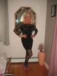 Ruth. Black Fishnets With Seams Pt1 Free Pic 2