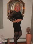 Ruth. Black Fishnets With Seams Pt1 Free Pic 4