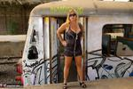 NudeChrissy. The Old Railway Station Free Pic 2