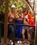 NudeChrissy. The Old Railway Station Pt3 Free Pic 15