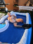GirdleGoddess. Afternoon By The Pool Free Pic 17