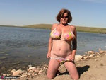 MishaMILF. Private Beach Free Pic 9