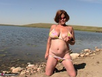 MishaMILF. Private Beach Free Pic 10