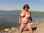 MishaMILF. Private Beach Free Pic 12