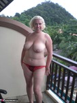 Barby. Barby Balcony Free Pic 5