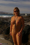 NudeChrissy. Nude In The Canaries Free Pic 9