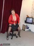 Kinky Carol. Present from a fan Free Pic 1