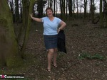 KinkyCarol. Walk in the woods Free Pic 2