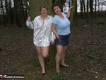 KinkyCarol. Walk in the woods Free Pic 3
