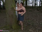 KinkyCarol. Walk in the woods Free Pic 4