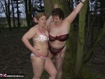 KinkyCarol. Walk in the woods Free Pic 10