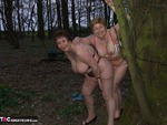 KinkyCarol. Walk in the woods Free Pic 13