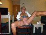 CougarChampion. Granny Shirely Hotel Stripping Free Pic