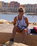 NudeChrissy. My Cruise To Barcelona Free Pic 4