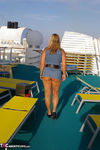 NudeChrissy. My Cruise To Barcelona Free Pic 10