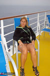NudeChrissy. My Cruise To Barcelona Free Pic 12