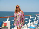 NudeChrissy. My Cruise To Barcelona Free Pic 16