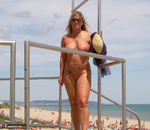 NudeChrissy. Cap d'Age Holidays Free Pic 19
