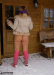 NudeChrissy. Nude In The Snow Pt2 Free Pic 16