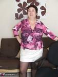Kinky Carol. White Stilettos Free Pic 1