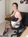 Kinky Carol. White Stilettos Free Pic 6