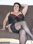 Kinky Carol. White Stilettos Free Pic 11