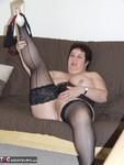 Kinky Carol. White Stilettos Free Pic 17