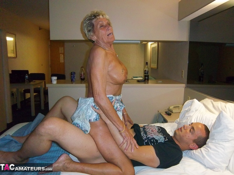 Granny uncontrollable sex adult images