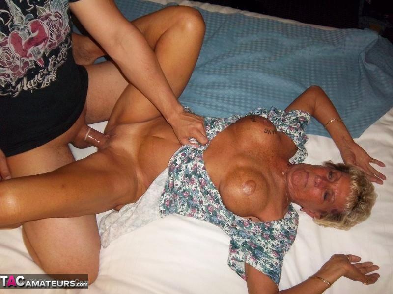 granny fucking - Real Granny Fucking 108