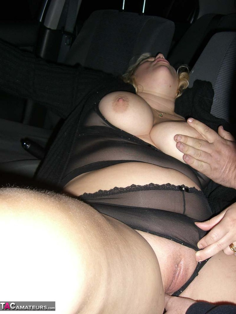 Bbw wife dogging