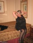 Girdle Goddess. Black Nighty Free Pic 5