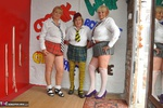 SpeedyBee. Three Naughty Skool Girls Free Pic 1