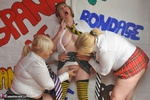 SpeedyBee. Three Naughty Skool Girls Free Pic 3