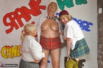 SpeedyBee. Three Naughty Skool Girls Free Pic 4