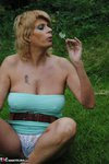 Dimonty. Flashing in the park Free Pic 9