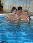 Barby. Barby & Michelle Being Naughty In The Pool Pt1 Free Pic 8