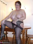 Kinky Carol. Tights On The Table Free Pic 17