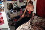 Dimonty. Me & My Crotchless Body Stocking Free Pic